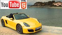 Porsche в стерео 3D: тест-драйвы на YouTube