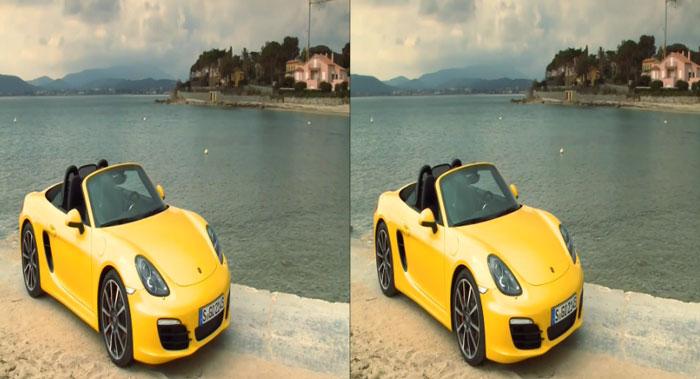 Porsche в 3D: подборка тест-дайвов на YouTube