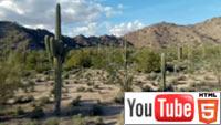 Аэросъёмка природы в стерео 3D на YouTube