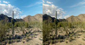 Аэросъёмки природы на YouTube стерео 3D