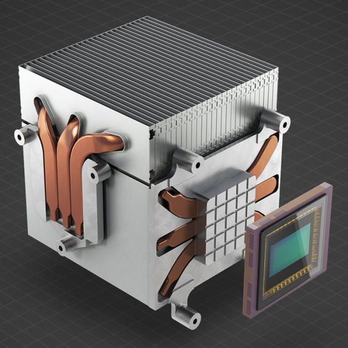 Blackmagic URSA Mini: 4,6K-сенсор Super 35
