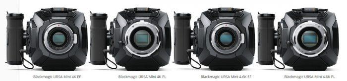 Blackmagic URSA Mini