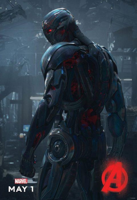Мстители: Эра Альтрона 3D (Avengers: Age of Ultron): Альтроне (Ultron)
