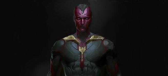 Мстители: Эра Альтрона 3D (Avengers: Age of Ultron): Вижен (The Vision)