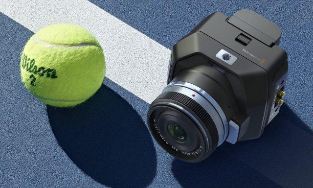 Видеокамера Blackmagic Micro Studio Camera 4K