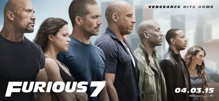 Форсаж 7 в 3D (Furious 7): подборка материалов к трёхмерной премьере