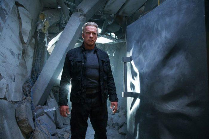 Терминатор: Генезис 3D (Terminator: Genisys): Арнольд Шварценеггер (Arnold Schwarzenegger)