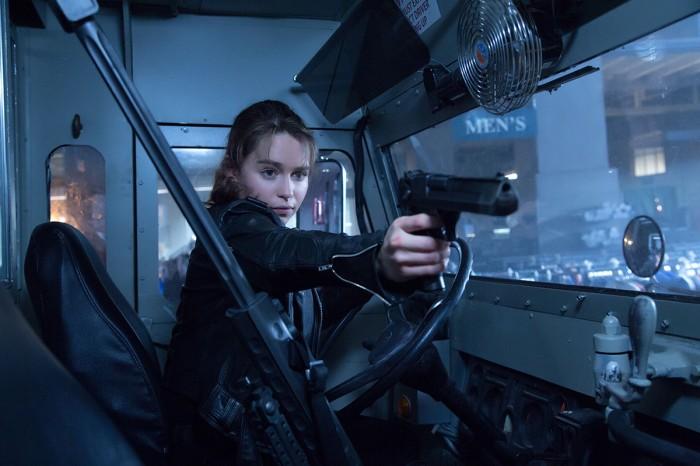 Терминатор: Генезис 3D (Terminator: Genisys): Сара Коннор (Sarah Connor)