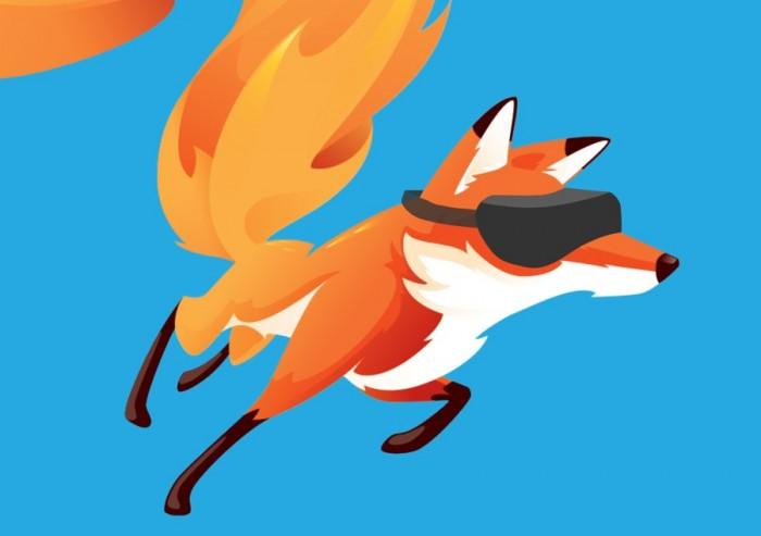 WebVR для браузера Firefox