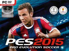 Футбольный симулятор Pro Evolution Soccer 2015: 12 минут геймплея на YouTube 3D