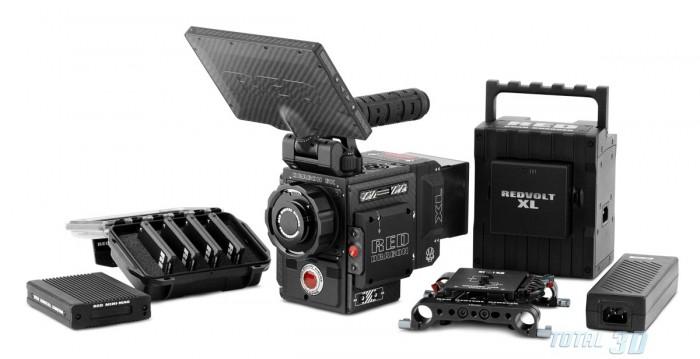 Видеокамера WEAPON совместима с аксессуарами RED