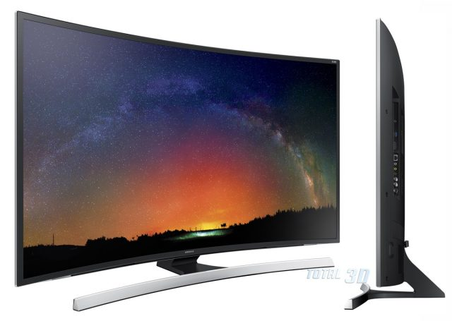 Samsung Smart TV SUHD JS8500