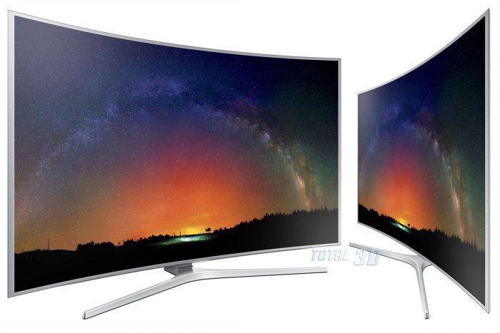 Samsung Smart TV SUHD JS9500, JS9000