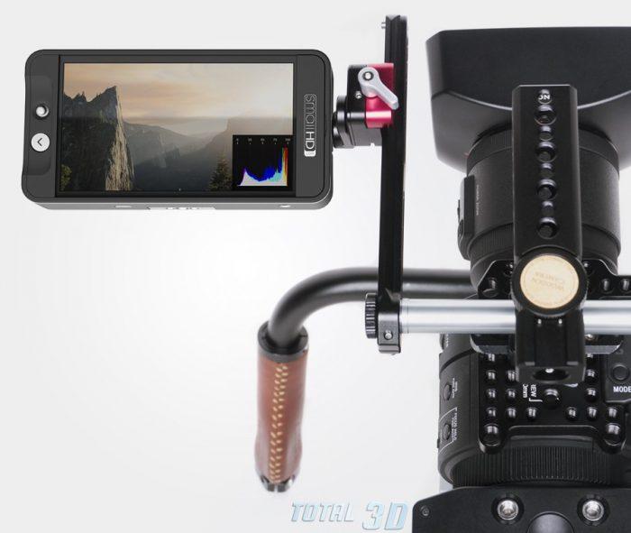 """SmallHD 502: накамерный 5"""" монитор с входами 3G-SDI и HDMI"""