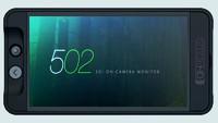 SmallHD 502: накамерный 5″ монитор с входами 3G-SDI и HDMI