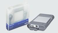 Мобильные 2-Тбайт HDD Sony для профи с Thunderbolt и USB3.0