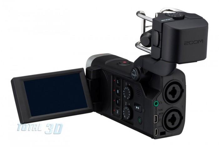 AV-рекордер Zoom Q8