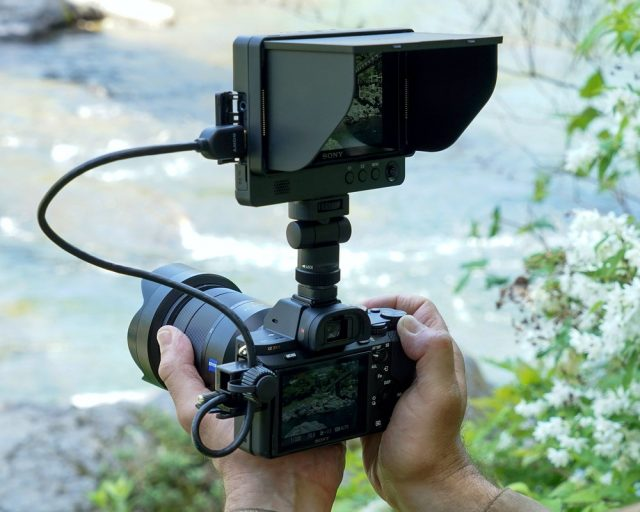 Камера Sony A7RII (ILCE-7RM2)
