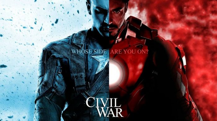 Раскол Мстителей 3D: новое название Captain America: Civil War в российском прокате
