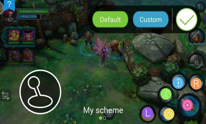 Игровой 3D-смартфон Snail W3D