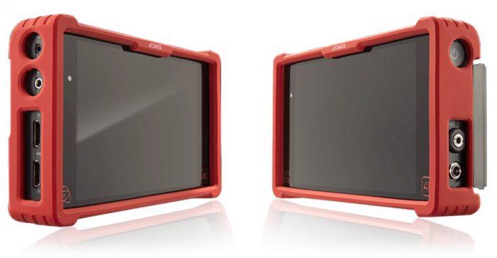 Монитор-рекордер Atomos Ninja Assassin с 7-дюймовым FHD дисплеем и 10-бит 4:2:2 4K-записью в ProRes/DNxHR по HDMI