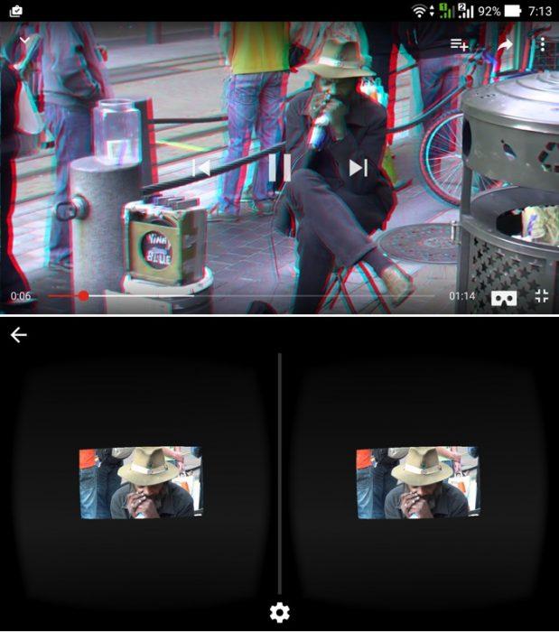 YouTube 360º теперь в стерео 3D