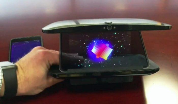 SuperD 3D Box – объёмное 3D-изображение с качеством голограммы