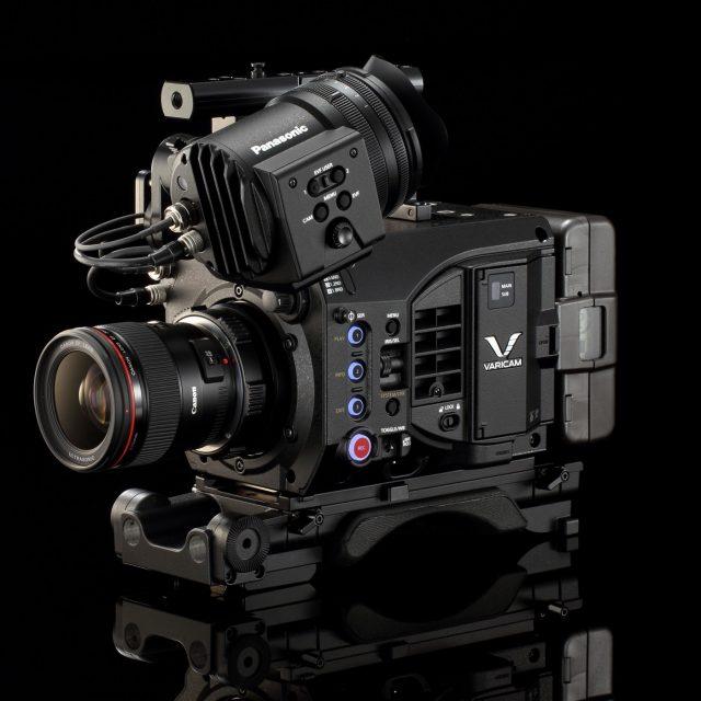 Камера Panasonic VariCam LT