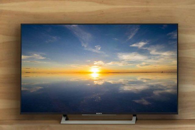 4K HDR телевизоры Sony BRAVIA XD80