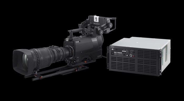 Аксессуары для HDC-камер, такие как видоискатели и панели управления, также совместимы и с UHC-8300.