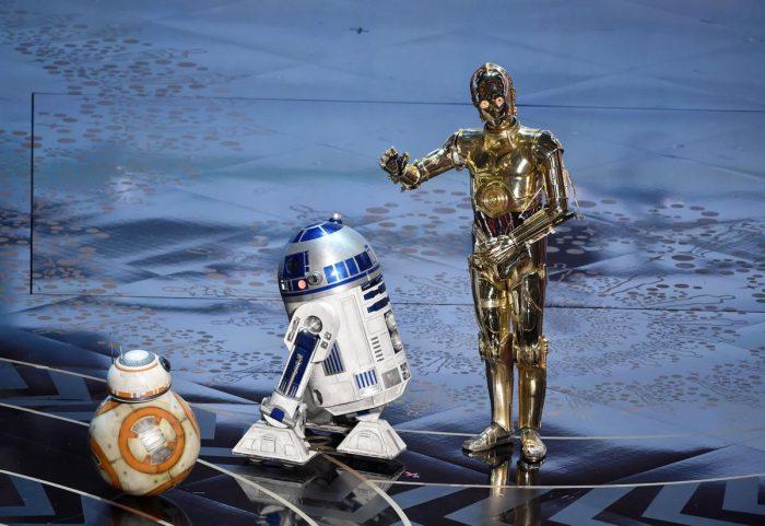 C-3PO - Энтони Дэниелс (Anthony Daniels)