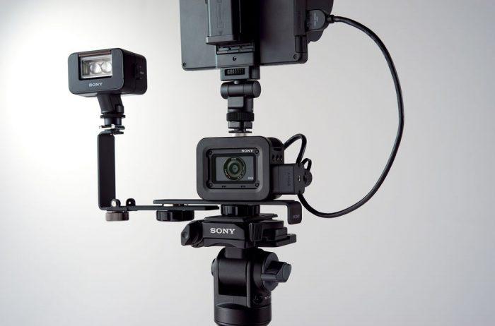 Съемочный комплект на базе Sony RX0