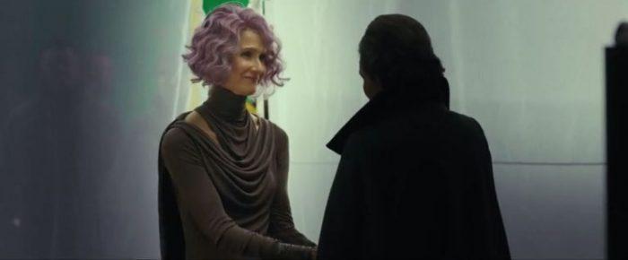 Адмирал Холдо (Vice Admiral Amilyn Holdo) – Лора Дерн (Laura Dern)