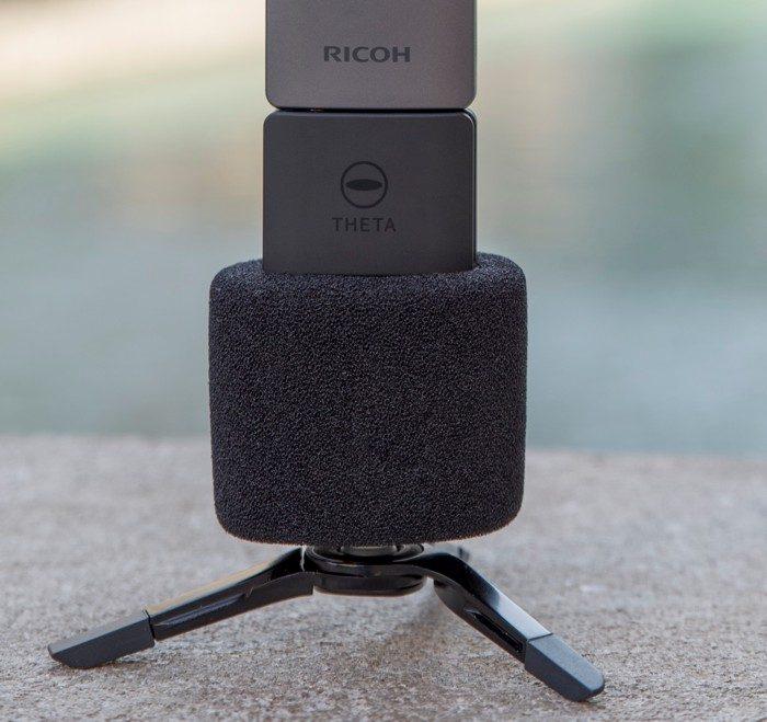 Микрофон Ricoh Theta V