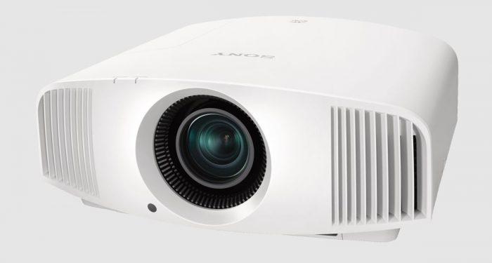 Экономичный 4K HDR проектор Sony VPL-VW260ES