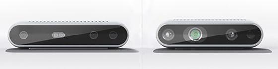 Камеры RealSense D415 и D435