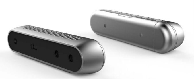3D-камера Intel RealSense D415