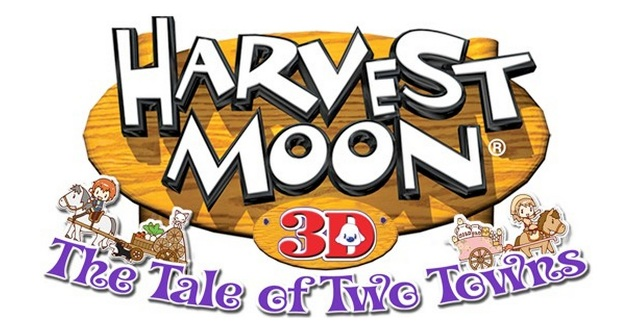 Harvest Moon: The Tale of Two Towns для Nintendo DS и 3DS выйдет этим летом