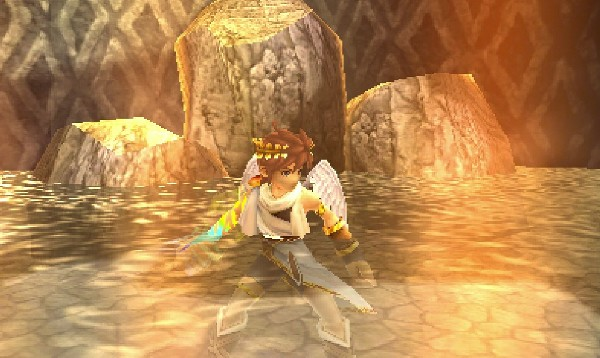 Kid Icarus: Uprising - 3D-игра для N3DS