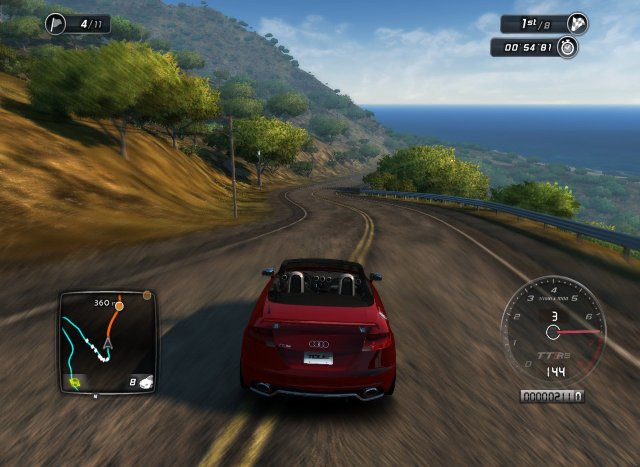 Test Drive Unlimited 2 для PC, PlayStation 3 и Xbox 360
