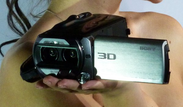 Sony Handycam HDR-TD10E