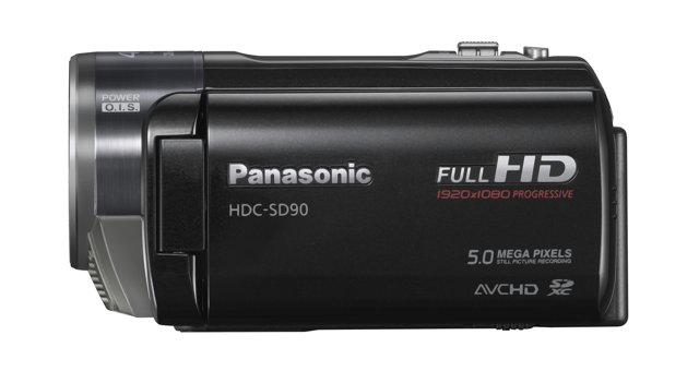 Panasonic SD90