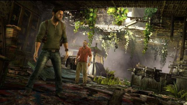 Sony и Naughty Dog: Uncharted 3: Drake's Deception