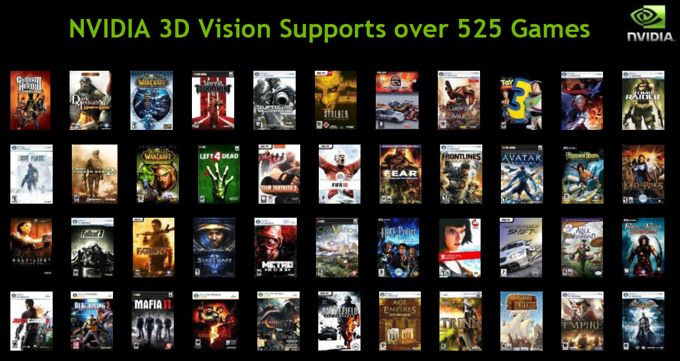 3D Vision Ready
