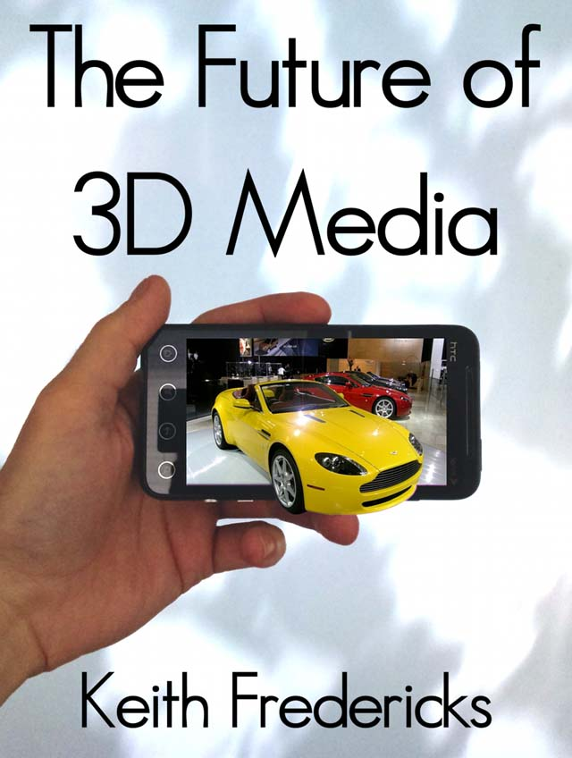 "Обложка издания ""The Future of 3D Media: Bringing Stereoscopic 3D to Consumers"""