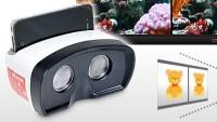 3D-видео на iPhone со стереоскопом Sanwa 400-CAM021