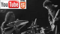 3D Live Music: коллекция живой музыки на YouTube 3D