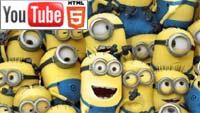 «Гадкий я» в стерео: подборка YouTube 3D-роликов о миньонах