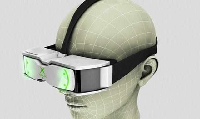 3D-очки дополненной реальности для Microsoft Xbox One