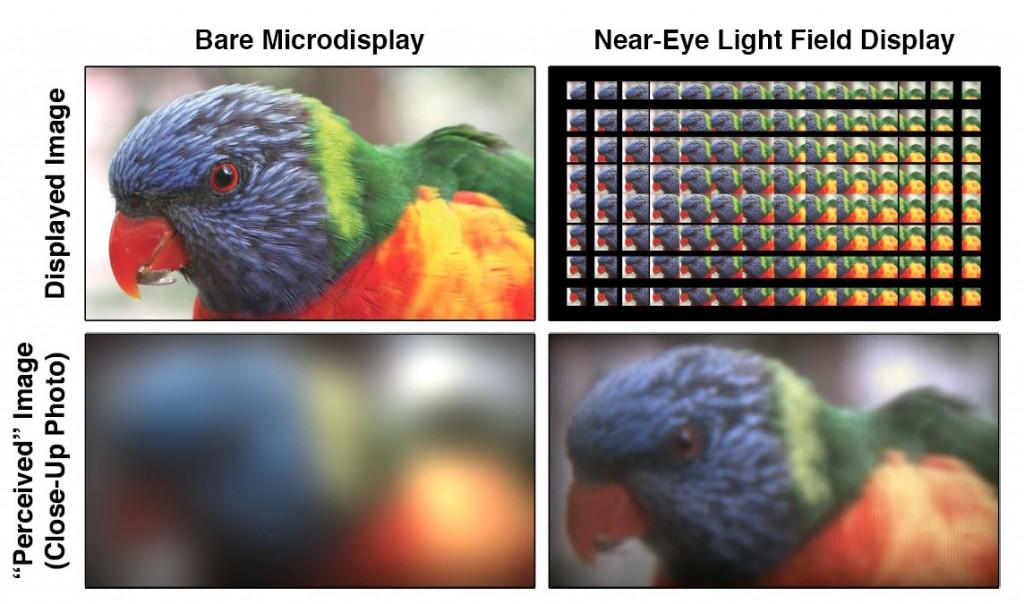 Очки-дисплей от NVIDIA: на вооружении технологии светового поля